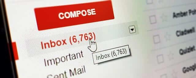 So richten Sie einen Gmail -E-Mail-Client mit E-Mail von Webnode ein