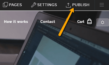 How to add a pop-up window (notice that website is from 18