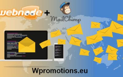 How to Set up Email Marketing in Webnode via MailChimp?