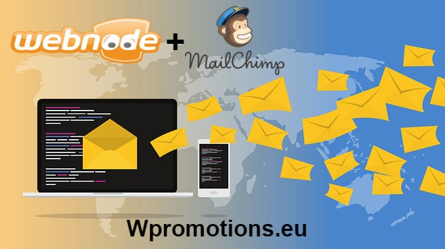 So richten Sie E-Mail-Marketing in Webnode über MailChimp ein