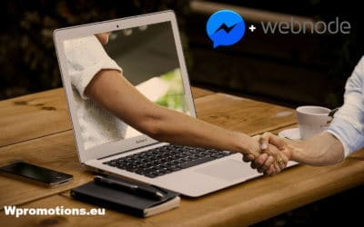 Jak propojit Facebook Messenger s webem u Webnode?
