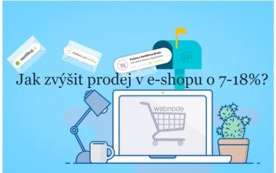 Jak zvýšit prodej v e-shopu o 7-18%?