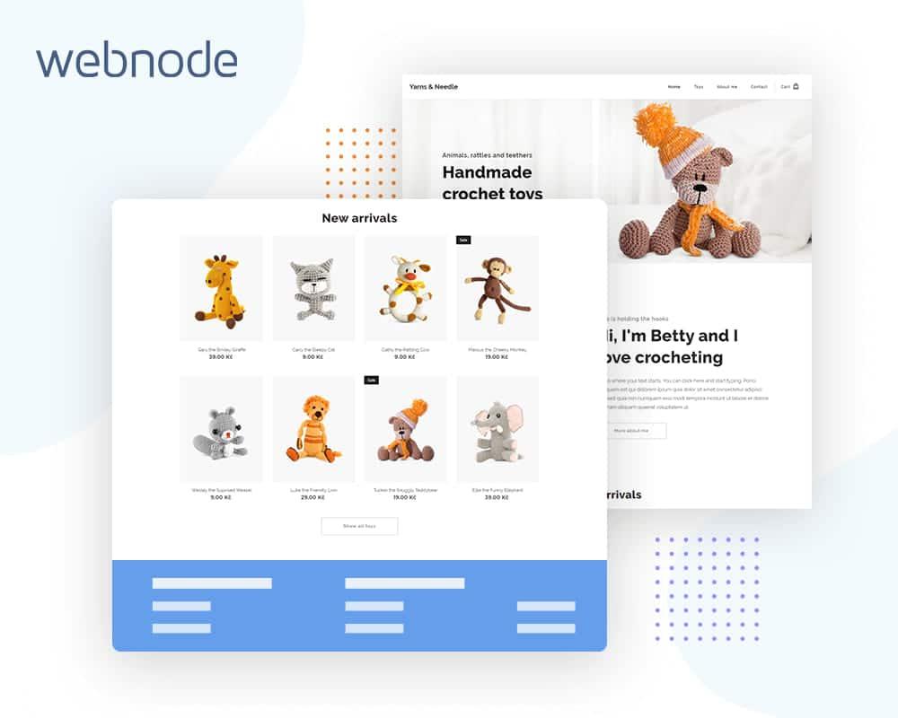 Create BEST website NOW - Webnode.com