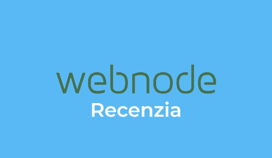 Webnode Recenzia 2021 – Ako si vytvoriť web stránku jednoducho a zdarma +SEO TIPY