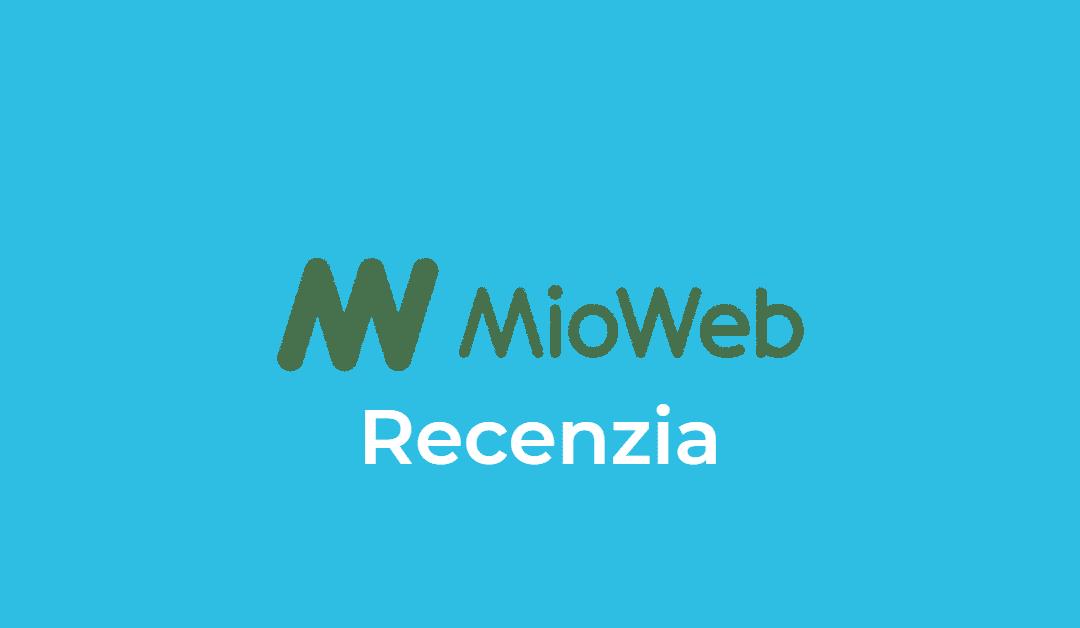 Recenzia Mioweb 2021 | Názory, postrehy a skúsenosti