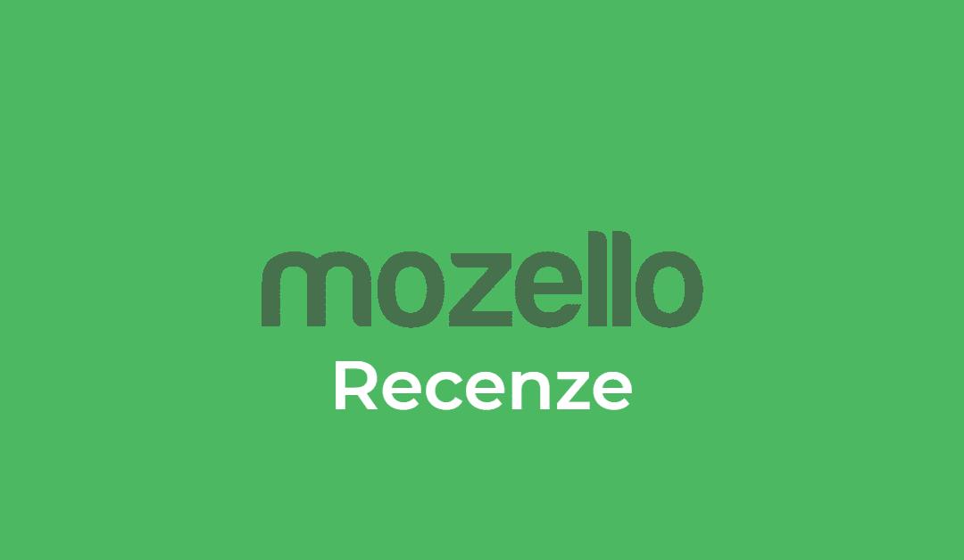 Recenze Mozello 2021 | Názory, postřehy a zkušenosti