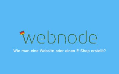 Wie man eine Website oder einen E-Shop erstellt?