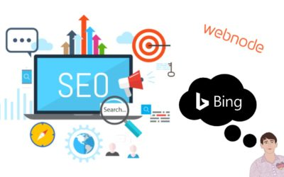 So fügen Sie der Bing.com-Suchmaschine eine Website hinzu