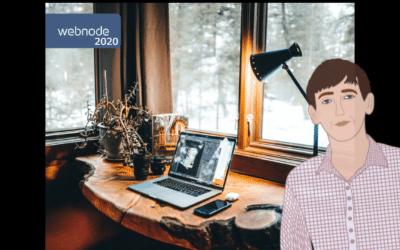 Aký bol rok 2020 v spoločnosti Webnode.sk?