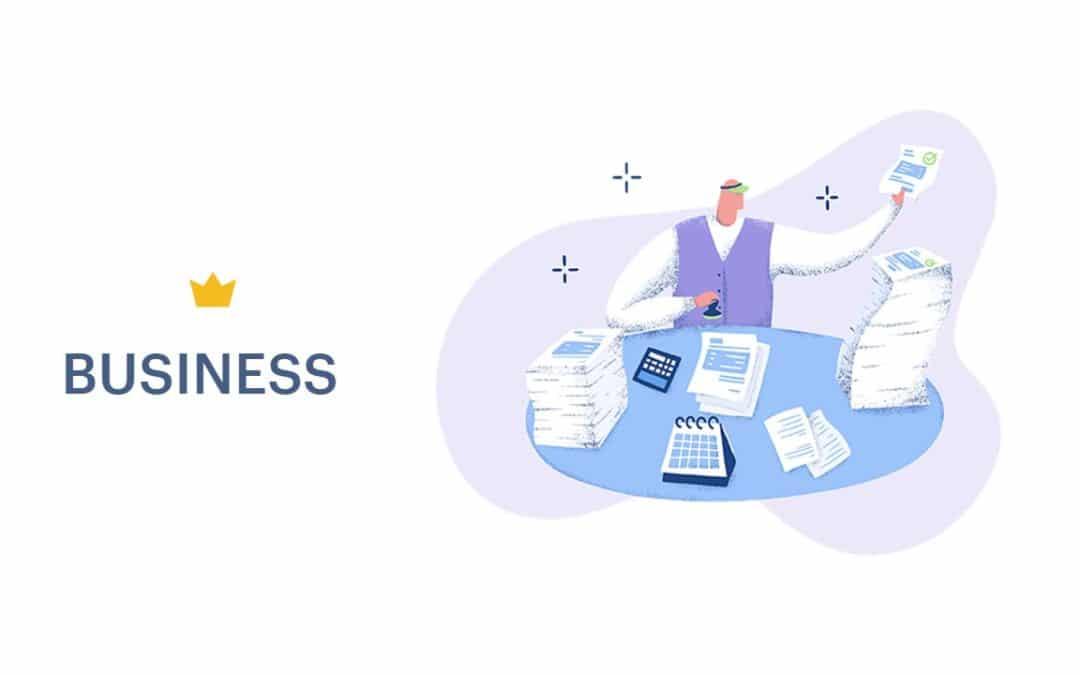 5 nových funkcí NOVÉHO Prémiového balíčku Business – Webnode pro e-shopy