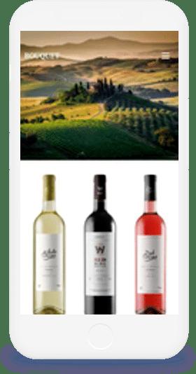 Šablóna: Vinárstvo Bouquet